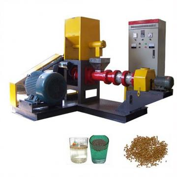 Floating Fish Food Processing Machines Factory Supply Floating Animal Fish Food Feed Pelleting Making Extruder Machine