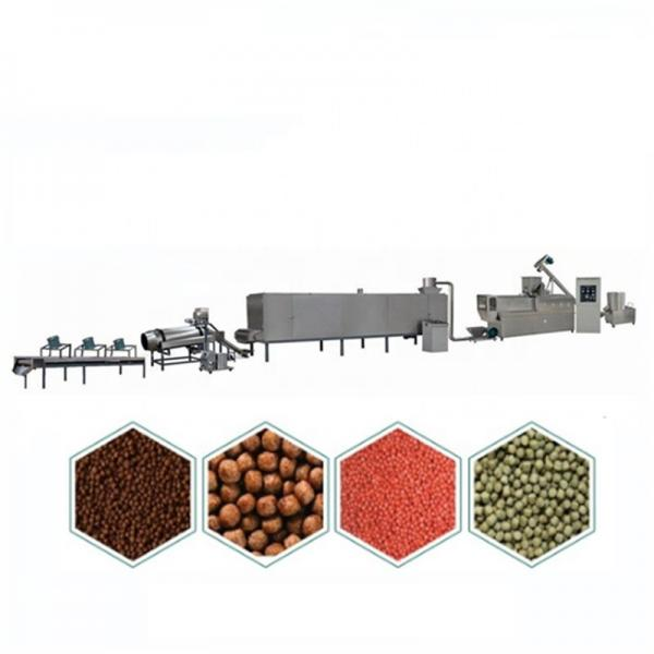 Floating Fish Food Pelleting Machine, Dog Shape Pet Food Extruder as Extrusion Pellet Machine, One of Main Fish Farm Feed Equipment