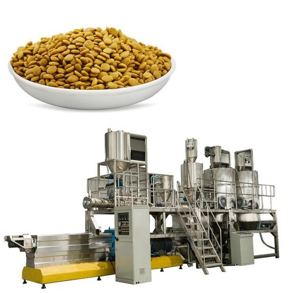 Poultry Farm Machinery Pellet Extruder Animal Feed Machine