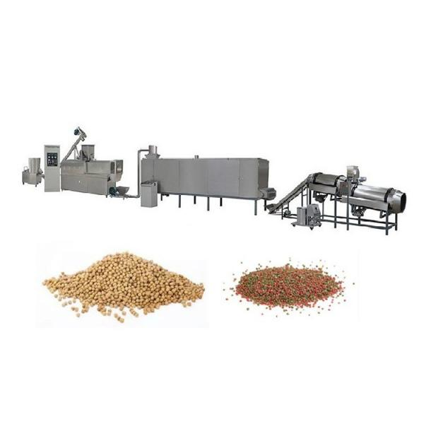 Floating Fish Food Pellet Machine Fish Pet Poultry Feed Production Machine