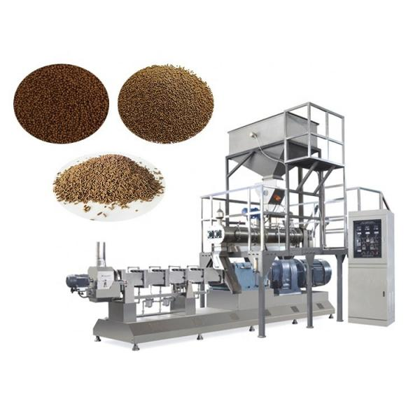 Large capacity floating fish feed making plant supplier production price