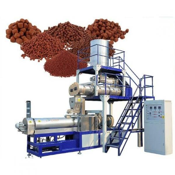 Floating and Sinking Fish Feed Food Pellets Mill Processing Making Equipment Line Machine