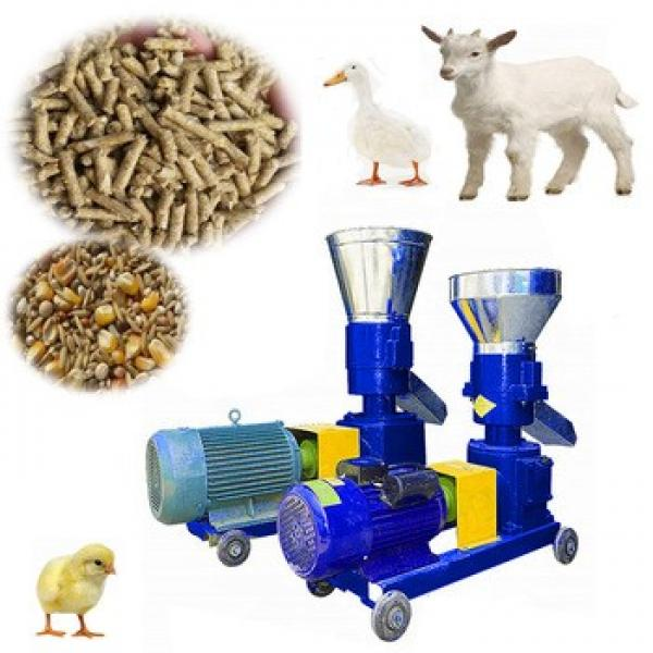 400 Good Quality Complete Poultry Feed Pellet Production Line
